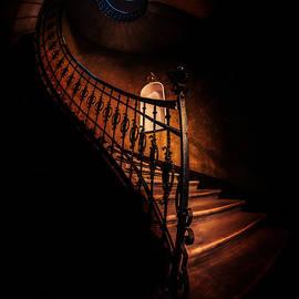 Jaroslaw Blaminsky - Wonderful world of spiral stairs