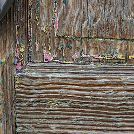 Kathy Barney - Wood Iron and Paint