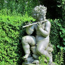 Cynthia Guinn - Wood Nymph With Flute