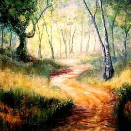 Em Scott - Wooded Path