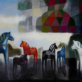 Jukka Nopsanen - Wooden Horses