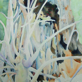 Sharon Nelson-Bianco - Woodland Abstract 2