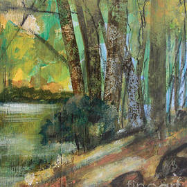 Robin Maria  Pedrero - Woods in the Afternoon