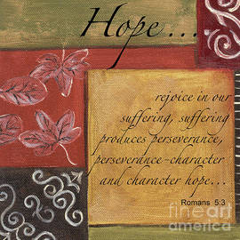 Words To Live By Hope - Debbie DeWitt