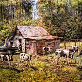 Debra and Dave Vanderlaan - Work at the Farm