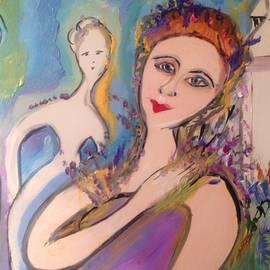 Judith Desrosiers - Work in progress