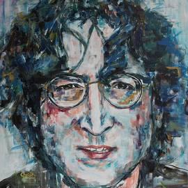 Christel Roelandt - Working Class Hero Lennon