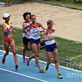 Al Bourassa - World IAAF Under 18 Women