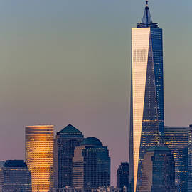 Susan Candelario - World Trade Center Downtown Manhattan