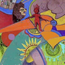 Carol Jacobs - World View