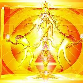 Hartmut Jager - Worshipping  Amun Ra