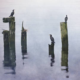 Jordan Blackstone - Worth The Wait - Wildlife Art