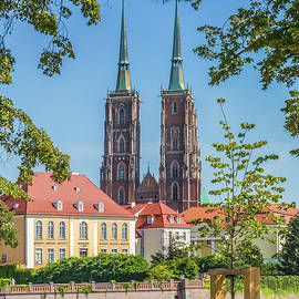 WROCLAW Cathedral of St John the Baptist - Melanie Viola