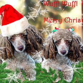 Sabrina K Wheeler - Wuff-Wuff-Wuff-Merry Christmas