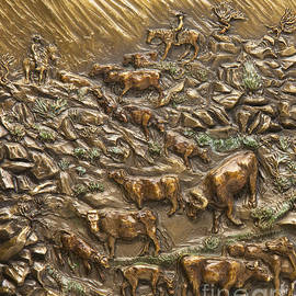 Dawn Senior-Trask - Wyoming Cattle Drive