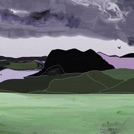 Lenore Senior - Wyoming Landscape 2