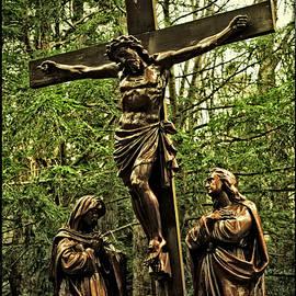 Mike Martin - Xll Jesus Dies on the Cross