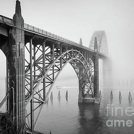 Yaquina Bay Bridge - Inge Johnsson