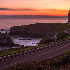 Calazones Flics - Yaquina Head Lighthouse