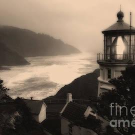 Bob Christopher - Heceta Head Lighthouse Oregon 2
