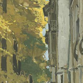 Igor Sakurov - Yaroslavl. Golden Autumn