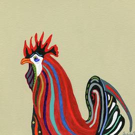 Stephanie Agliano - Ybor City Rooster