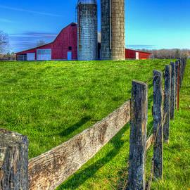 Reid Callaway - Years Gone By Tennessee Farm Art