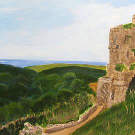 Linda Feinberg - Yehiam Fortress