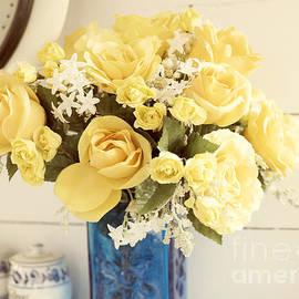 Yellow Bouquet of Flowers - Juli Scalzi
