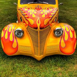 Robert Storost - Yellow 1939 Chevy 2