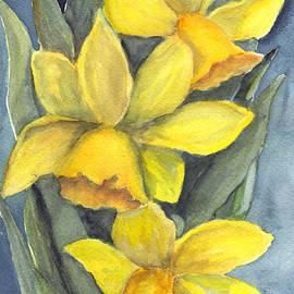 Carol Wisniewski - Yellow Daffodils
