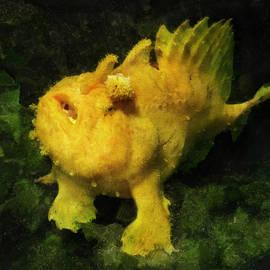 Sergey Lukashin - Yellow fish-frog