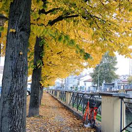 Guido Strambio - Yellow in town