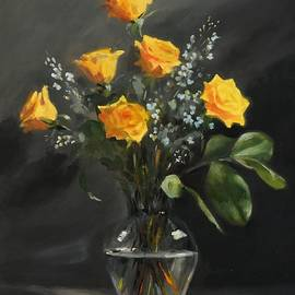 Rich Alexander - Yellow Roses