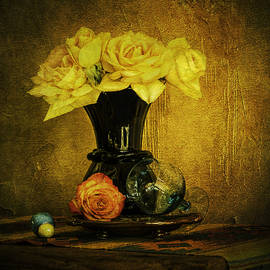 Sandra Selle Rodriguez - Yellow Roses