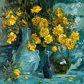 Sergey Sovkov - Yellow roses