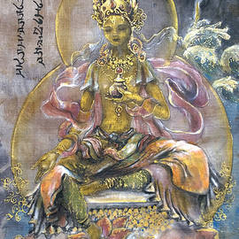 Silk Alchemy - Yellow Tara