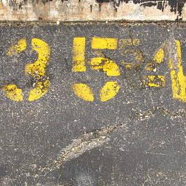 Bill Tomsa - Yellow Three Five Five Four