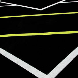 Gary Slawsky - Yellow Traffic Lines In The Middle