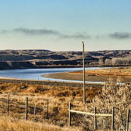 Aliceann Carlton - Yellowstone River View