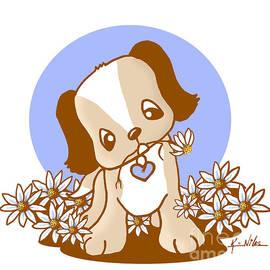 Kim Niles - Yittle Puppy