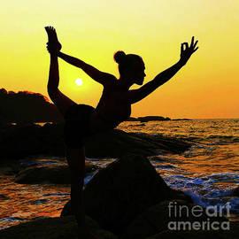Chris Christoforou - Yoga Dancer
