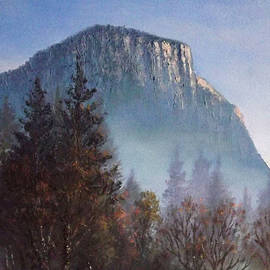 Sean Conlon - Yosemite Dawn detail
