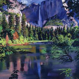 David Lloyd Glover - Yosemite Falls