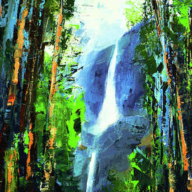Elise Palmigiani - Yosemite Falls