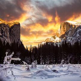 Kyle Simpson - Yosemite Valley