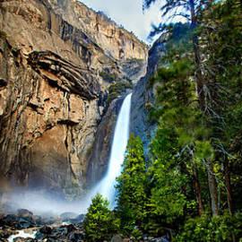 Az Jackson - Yosemite Waterfall