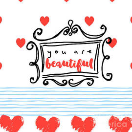 You Are Beautiful - Mindy Sommers