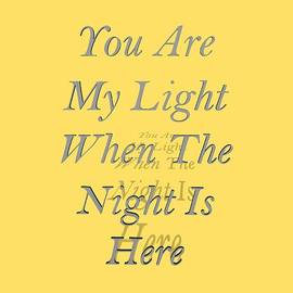 Steve Taylor - You Are My Light