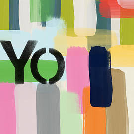 You Only- Art by Linda Woods - Linda Woods